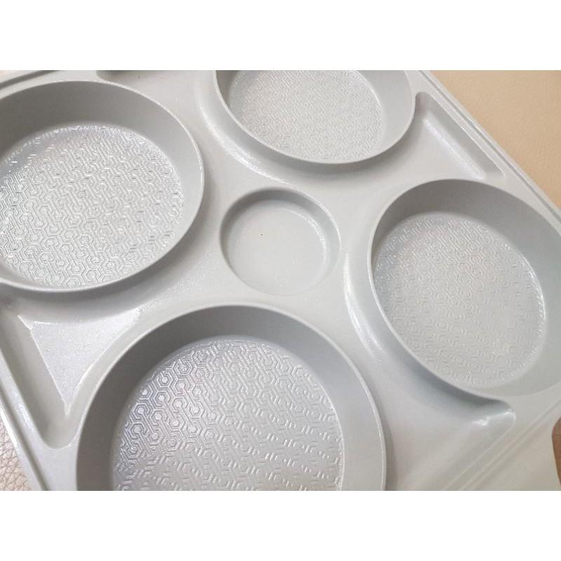 [二手]烹飪神器-Neoflam四格鍋(含蓋)
