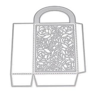 love* DIY壓花刀模 立體盒子 金屬切割模具 紙卡 壓花 工藝品 裝飾
