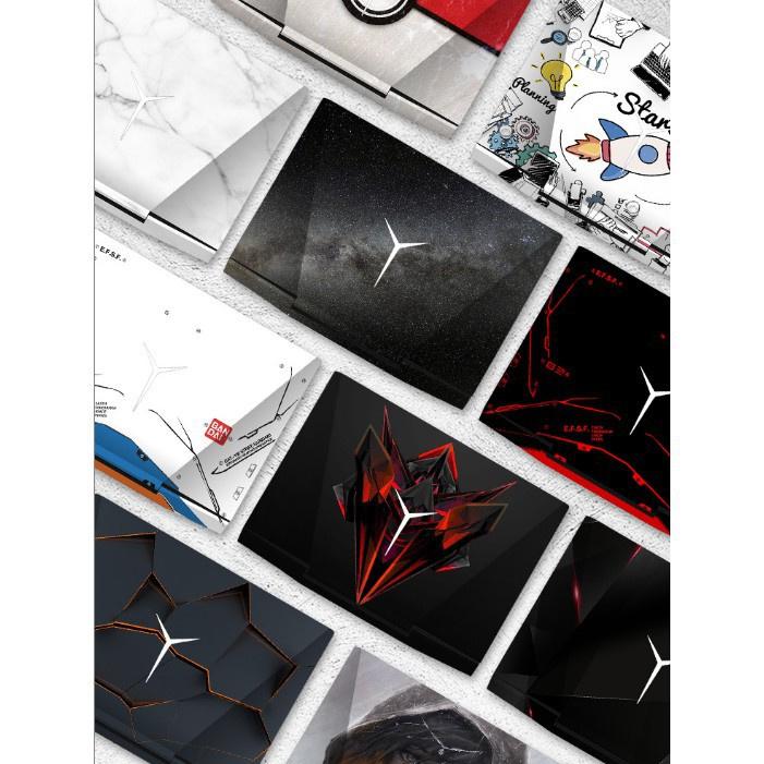 #聯想Y7000貼紙拯救者r720貼膜y7000p膜筆記本電腦y520保護膜