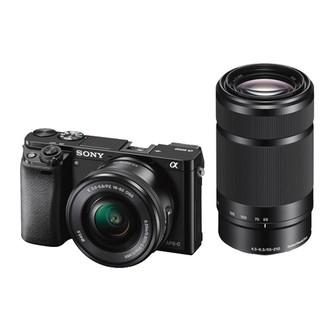 【金曲音響】SONY α6000Y 雙鏡組 數位單眼相機
