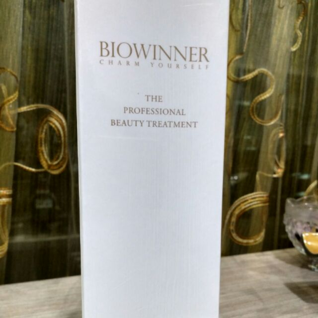 BIOWINNER 玫瑰保濕面膜 250 ml