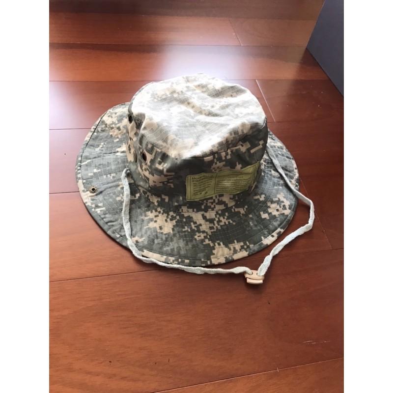 稀有 美軍公發二手品 沙漠迷彩 軍用 迷彩帽 古著 US ARMY