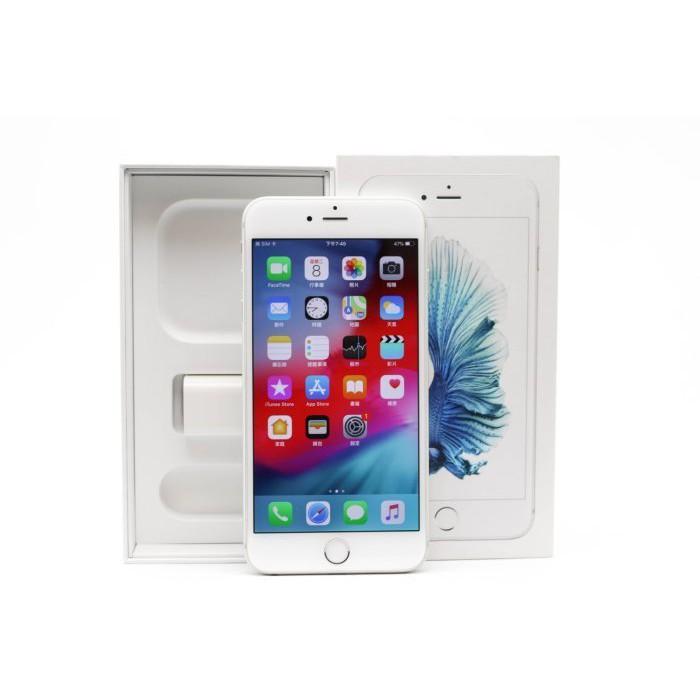 【青蘋果3C】 iPhone 6S PLUS 5.5吋 64G 64GB 銀 二手蘋果手機 #39439