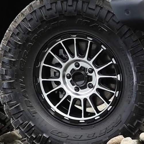 高雄人人輪胎 KM542 IMPACT 17吋 16吋 鋁圈 5孔 114.3 越野 載重框 RAV4 森林人 CRV