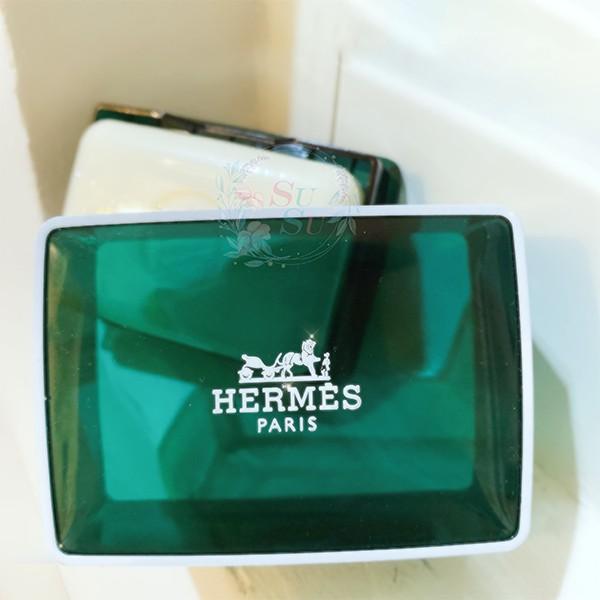 ✨SuSu✨ Hermès愛馬仕橘綠之泉香皂50g帶盒 洗髮精 沐浴乳 護髮乳 身體乳 五件組禮盒 開發票