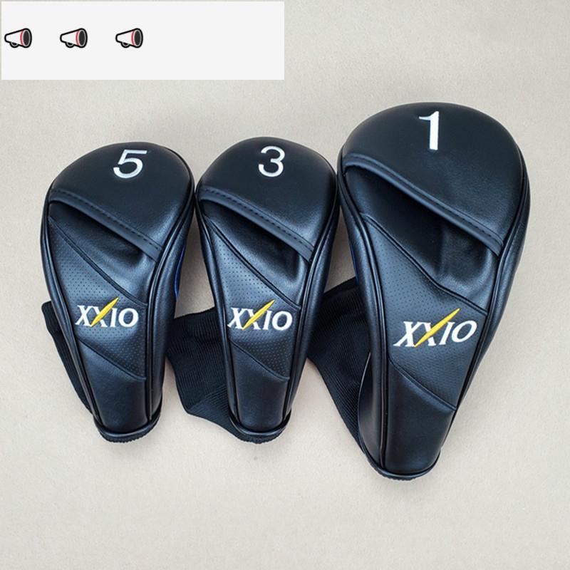 🛡️🛡️🛡️【高爾夫推桿套】 XXIO高爾夫木桿套 桿頭套 帽套球桿保護套 XX10球頭套高爾夫球桿
