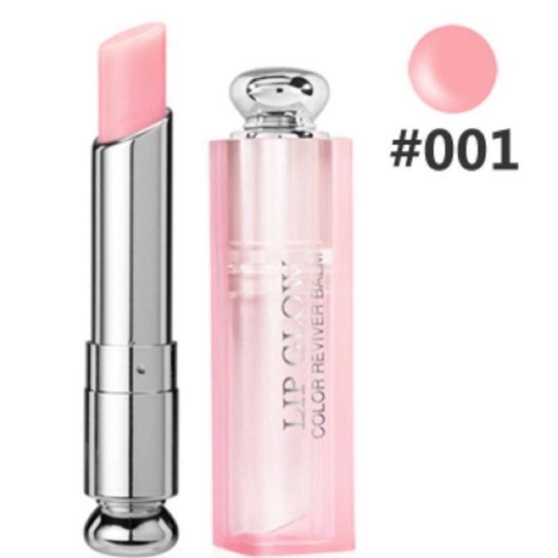 Dior迪奧粉漾潤唇膏001 (3.5g)