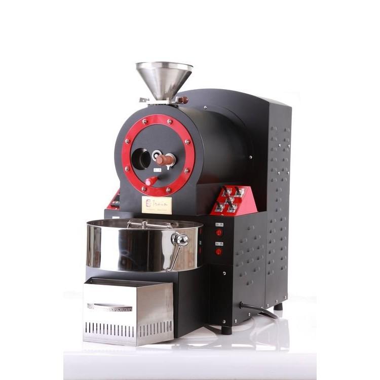 【米拉羅咖啡】舊換新折價2萬元@台灣製造第四代皇家火車頭600g直火式烘豆機【獨立開關濾煙裝置】