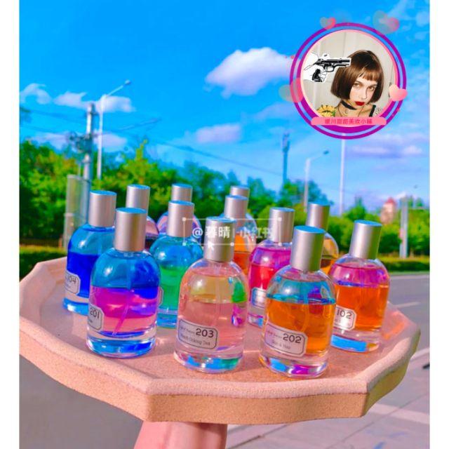 全場免運❤️【好美blings】自然實驗室香水 blings 小紅書超美小眾高級香水評價雙色香水