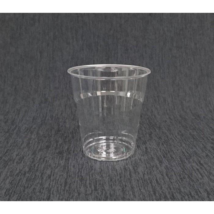 *附發票* 2000個/箱【200cc 透明水晶杯】透明杯 透明硬杯 冷飲杯 塑膠杯子 飲料杯 冷杯 水杯
