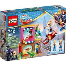 【宅媽科學玩具】樂高LEGO 41231Super hero girls系列 Harley Quinn™