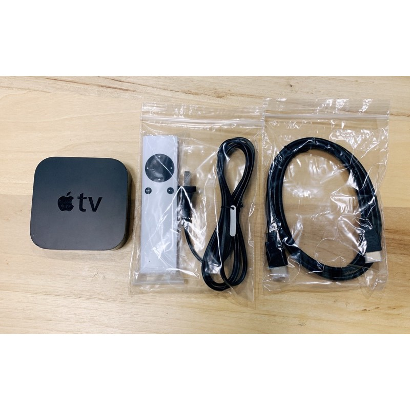 Apple TV 3 tv3 三代 機上盒 二手良品a1469 a1427