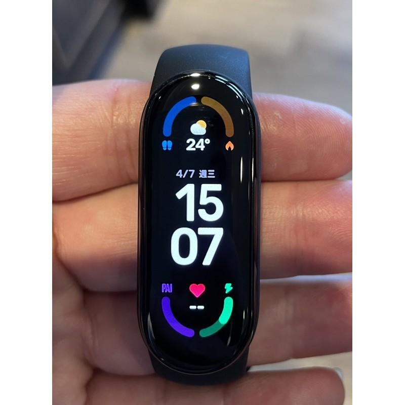 ✿♕小米手環6 NFC➕悠遊卡 血氧濃度檢測 代註冊綁定小米運動 送保護膜 繁體介面 即收即用 當天寄出