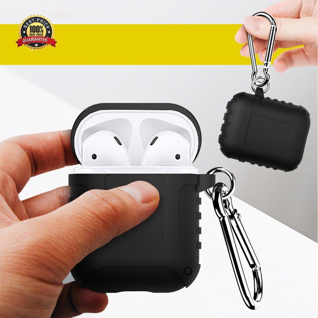 【最優惠的價格】 Airpods 保護套矽膠保護套耳機套防丟盒