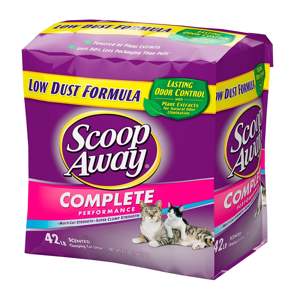 [TWBTS] Costco 好市多 Scoop Away 超凝結貓砂 19公斤