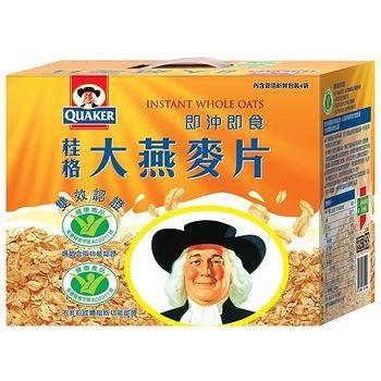 桂格大燕麥片2600G/盒