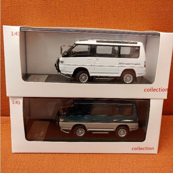 1/43 得利卡 sunyork model 1:43 模型車 Mitsubishi delica starwagon