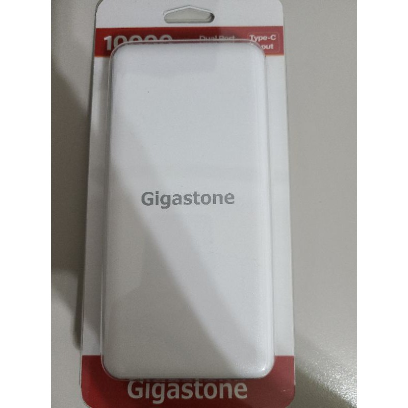 Gigastone 行動電源 10000mAh Type-C 充電寶 PB-7112W