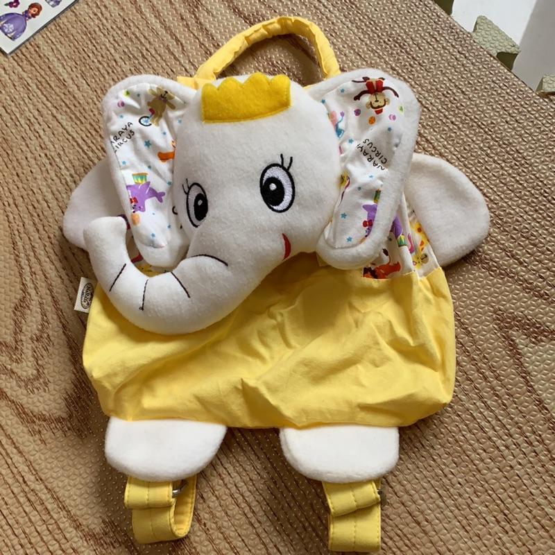 全新 NaRaYa 小象後背包 兒童後背包