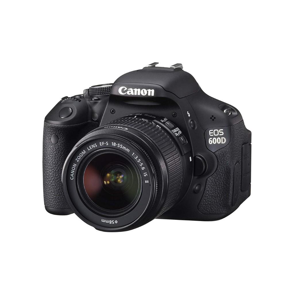 Canon 600D 機身+18-55mm鏡頭 (二手可議)