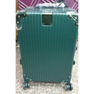 「現貨免運宅配」台灣保固/ 20吋29吋墨綠26吋玫瑰金鋁框行李箱(20吋26吋已售) 新北市