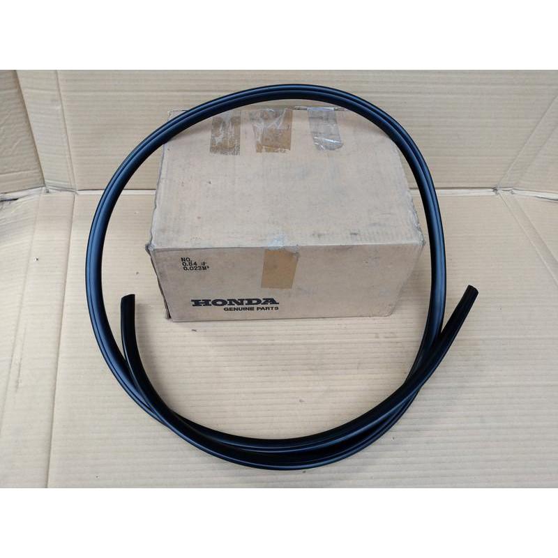 TNSK HONDA CIVIC K8 原廠 前擋飾條 前檔膠條 前擋橡皮 新品 前檔飾條 前檔橡皮 TNS