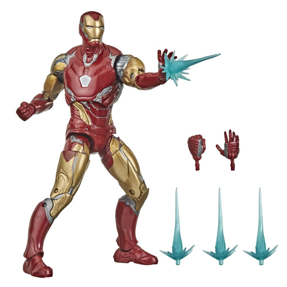 Hasbro 漫威 復仇者聯盟 終局之戰 傳奇系列 6吋 鋼鐵人【酷比樂】