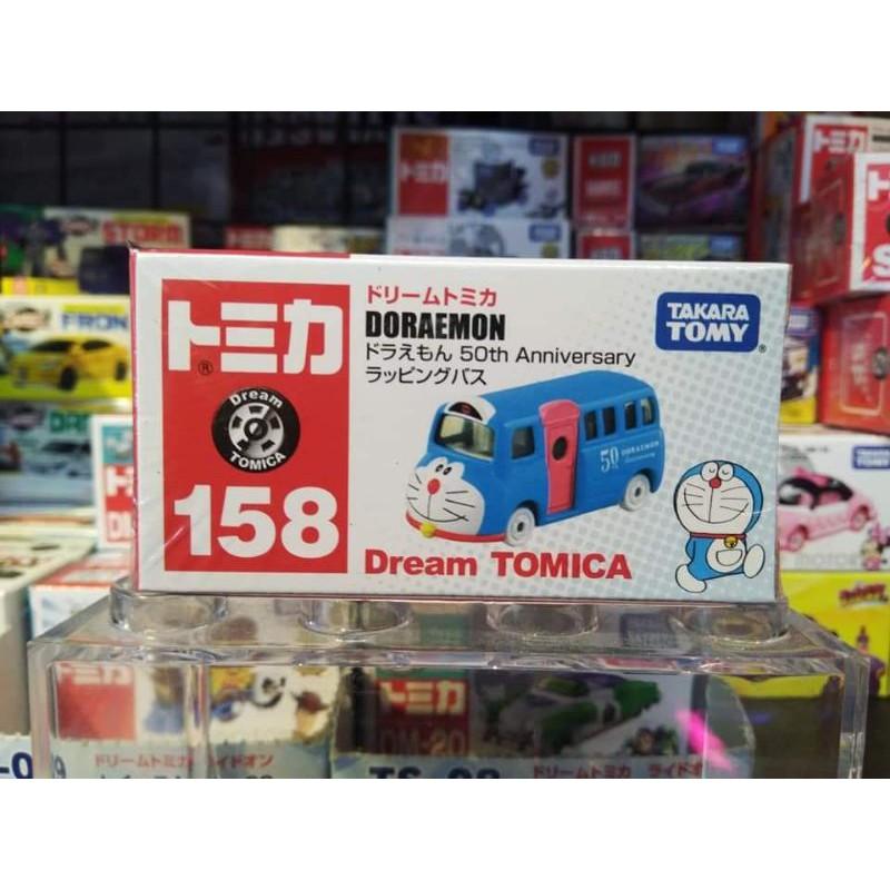 現貨 DREAM TOMICA 158 #158 哆啦A夢 DORAEMON 50週年紀念車