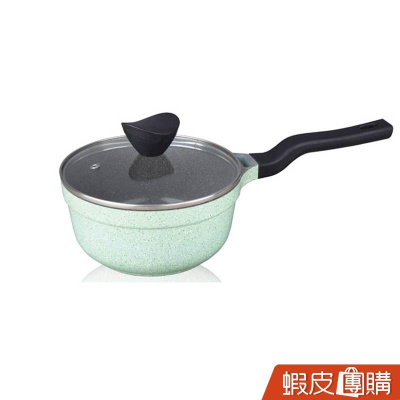 韓國NEOFLAM Reverse Color Marble系列單柄湯鍋+蓋 蝦皮團購