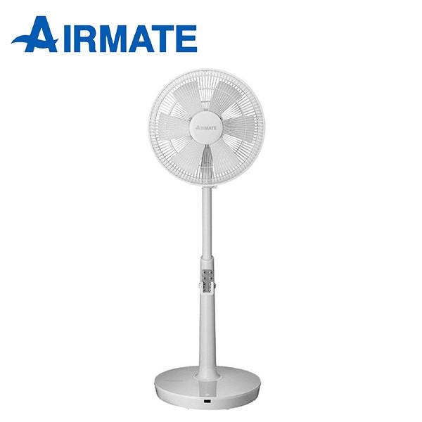 AIRMATE 艾美特 12吋六片扇葉DC直流馬達立扇(附遙控器) FS30002R (免運費)