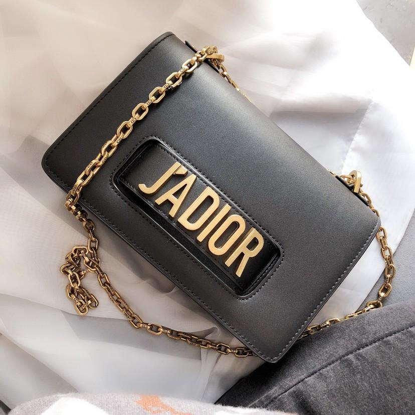 專櫃同款 Dior翻蓋系列jadior 手提鏈條包 羅馬寬肩背包 手拿包 單肩斜挎包  側背包 女士斜背包 真皮包包