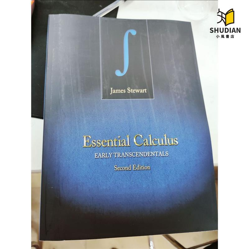 📖【小風書屋】📖Essential Calculus Early Transcendentals 2nd Editi