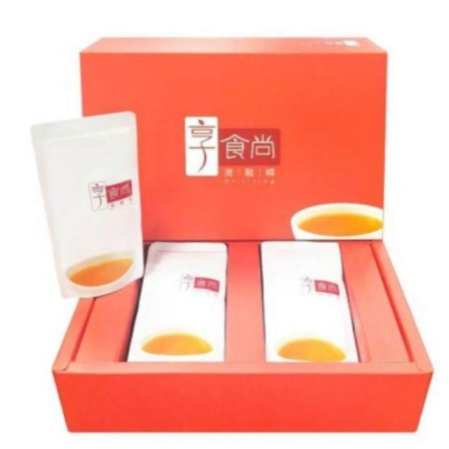 現貨 享食尚滴雞精(45ml/包;10包/盒)