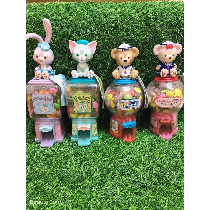 香港迪士尼糖果扭蛋機