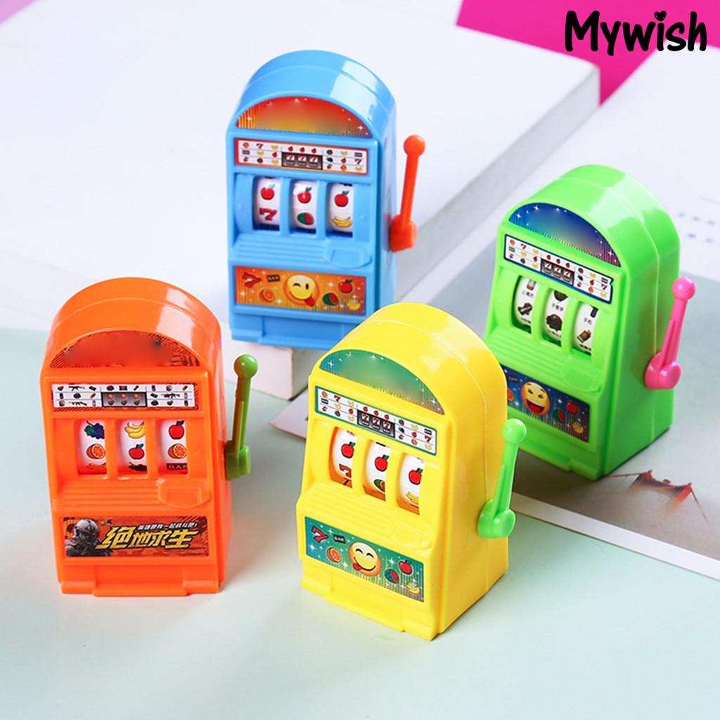 👶滿额免運👣2pcs兒童益智玩具搖獎機迷你中獎遊戲機 益智桌遊(視頻)