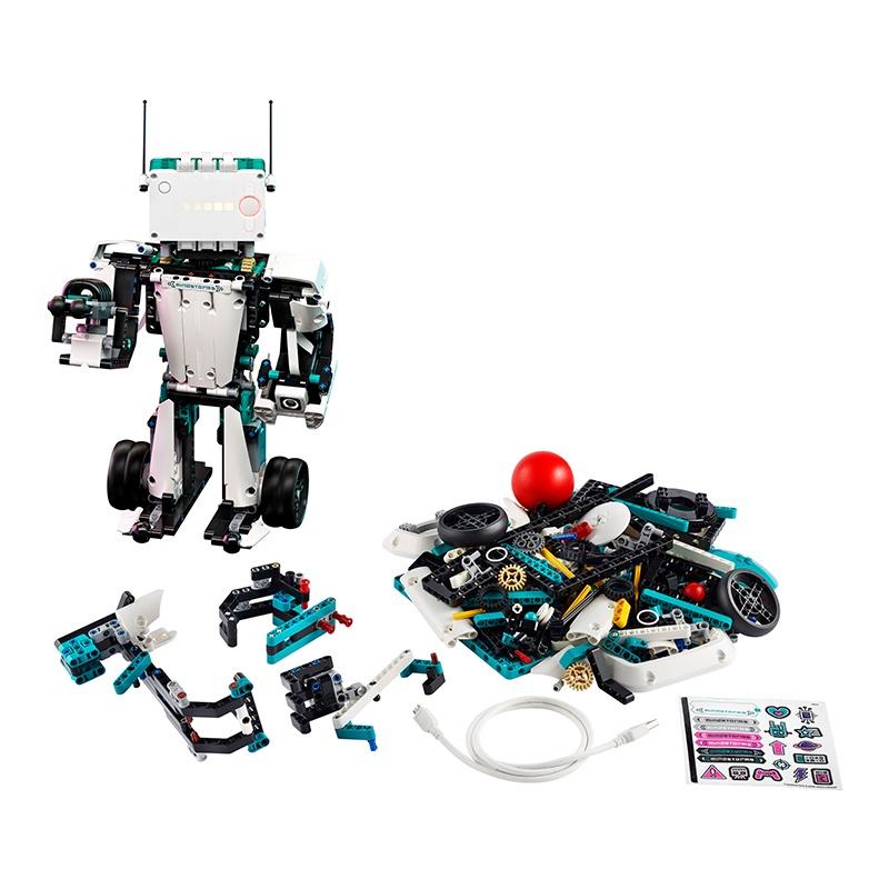 現貨 熱賣 LEGO樂高? MINDSTORMS? 51515頭腦風暴機器人發明家拼搭積木 禮物