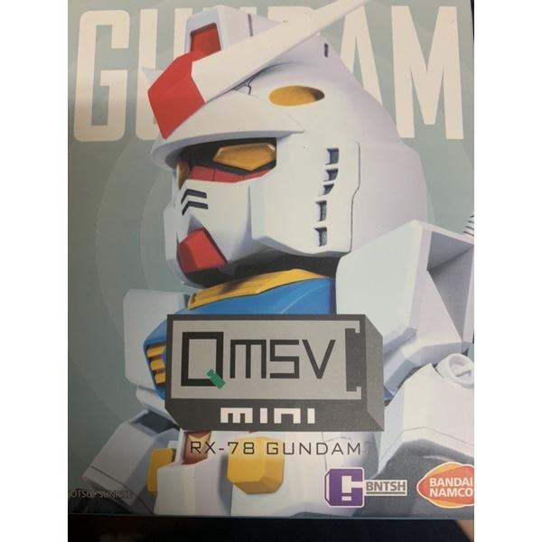 盒玩 Qmsv mini RX-78 Gundam