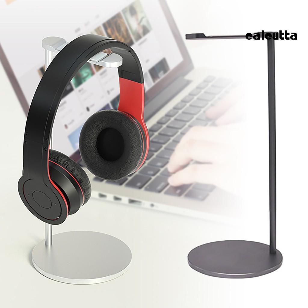 便攜式鋁合金耳機展示架台式耳機支架