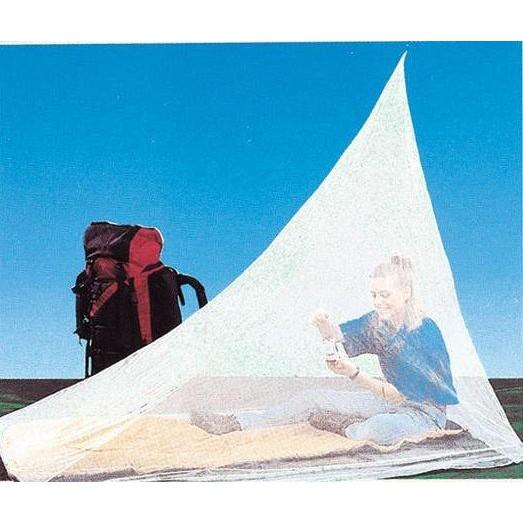 【Coghlans 加拿大】金字塔型登山健行個人蚊帳.簡易帳篷/單人防蚊帳/野外網帳_9775