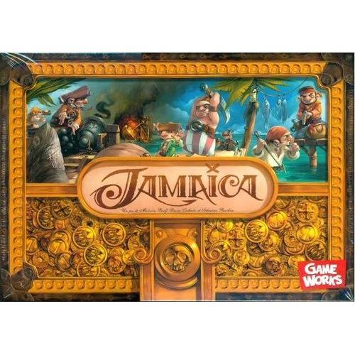 高雄松梅桌遊 牙買加 Jamaica 外文版 正版遊戲