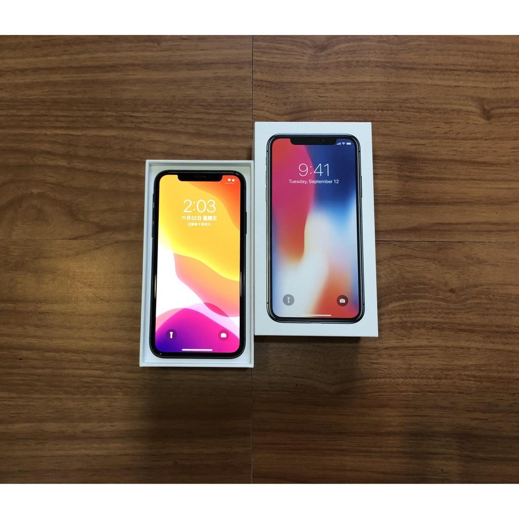 iPhone X IphoneX IX X 10 5.8吋 256G 太空灰 現貨 9成新 機況佳要搶要快