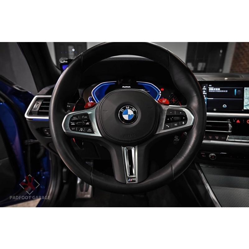 BMW G20 G21 G22 G30M型方向盤 M1/M2按鈕 G01 G02 G05 G06運動模式控制模組