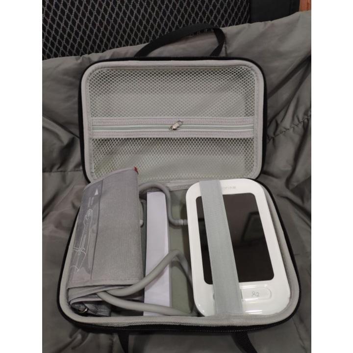 新款通用歐姆龍魚躍九安電子血壓計血糖測試儀血壓儀血氧儀收納盒便攜包