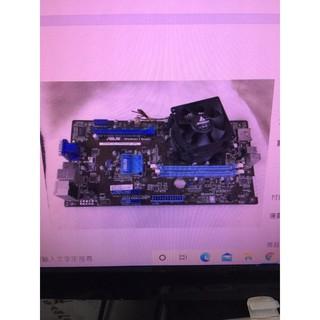 1155主機板 華碩 P8H6110L/ CP6230/ DP_MB 二手良品$400 新北市
