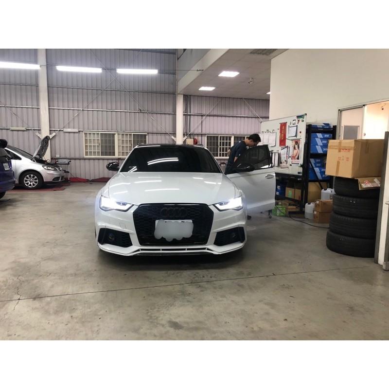 Audi A6 原廠Led大燈 C7, C7.5大燈
