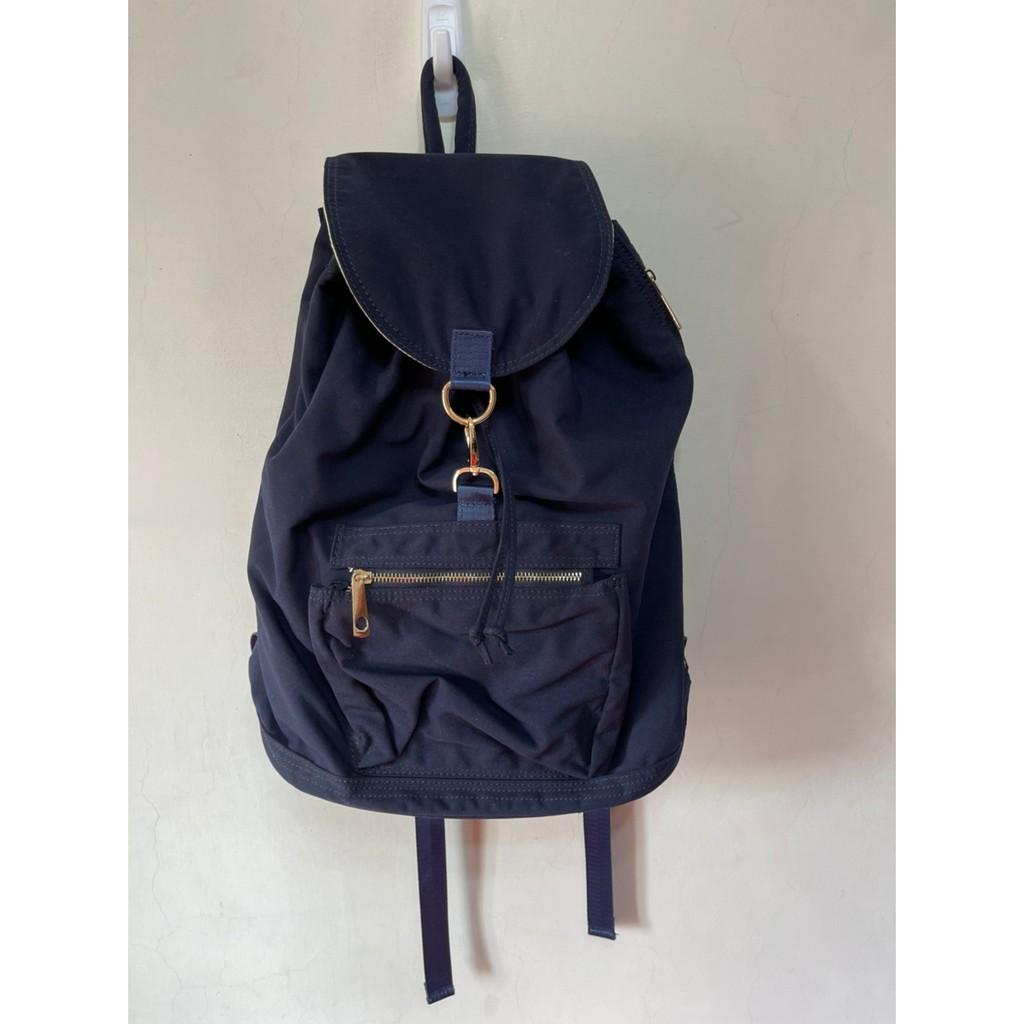 「 二手包」  DAAD 後背包(深藍)44