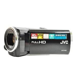 【WowLook】降價 原廠福利機黑色JVC GZ-HM40攝影機