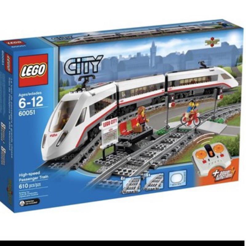 LEGO 60051絕版火車