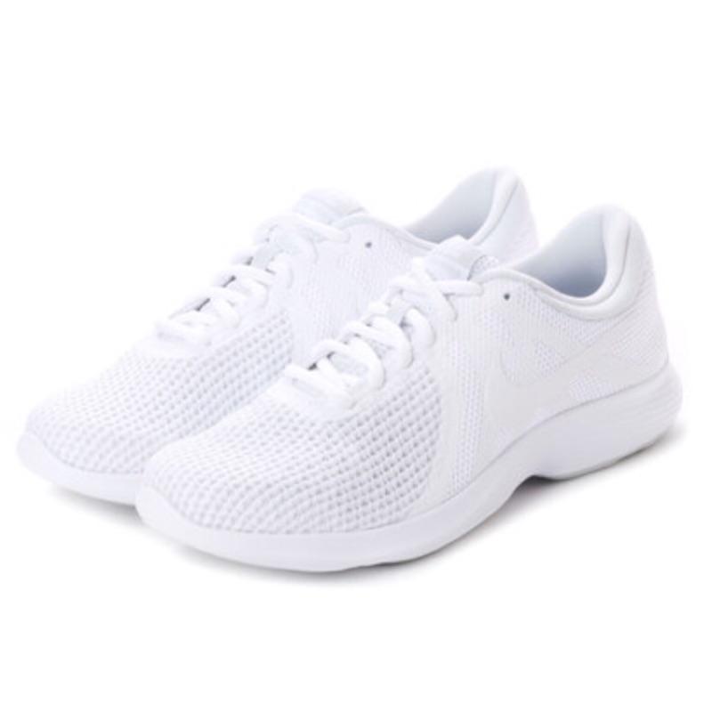 [Nike] 男款慢跑鞋 白 908988100《曼哈頓運動休閒館》