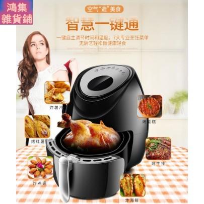 @免運+免運科帥AF602 (606升級版) 攝氏版 110V台灣電壓3.6L 空氣炸鍋